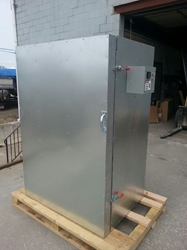 2 x 3 x 5 ft Economy Electric Powder Coat Oven, Powder Coat Equipment, Powder Coat Supplies,  Electric powder Coat Oven, Oven, Furnace, Coating, Cerakote, Firearm Coatings, industrial Coating