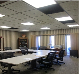 Infrared Drop Ceiling Heater Panels